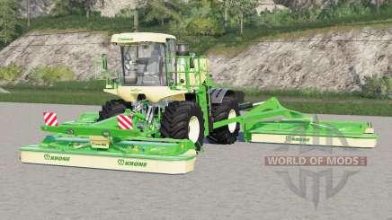 Krone BiG M 500〡tyre selection для Farming Simulator 2017