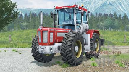 Schluter Super-Trac 2500 VŁ для Farming Simulator 2013