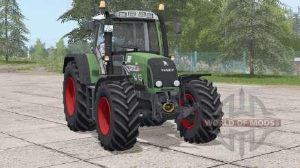 Fendt 820 Vario TMꚂ для Farming Simulator 2017