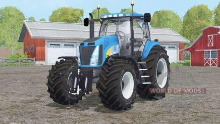 New Holland T80೭0 для Farming Simulator 2015