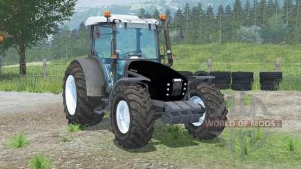 Same Explorer³ 105〡full lights system для Farming Simulator 2013