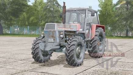 Zetor Crystal 12045〡with or without weight для Farming Simulator 2017