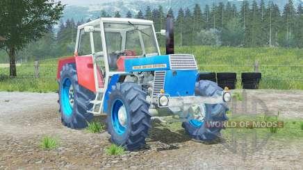Zetor Crystal 12045〡More Realistic для Farming Simulator 2013