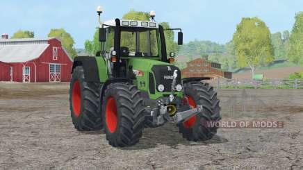Fendt 820 Vario TMS〡animated hydraulics для Farming Simulator 2015