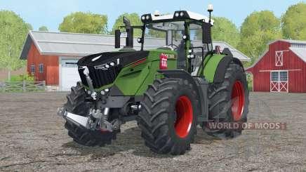 Fendt 1000 Vario〡light adjusted для Farming Simulator 2015