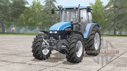 New Holland TS115〡with or without fenders для Farming Simulator 2017