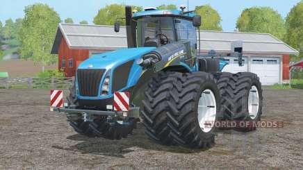 New Holland T9.700〡indoor sound для Farming Simulator 2015