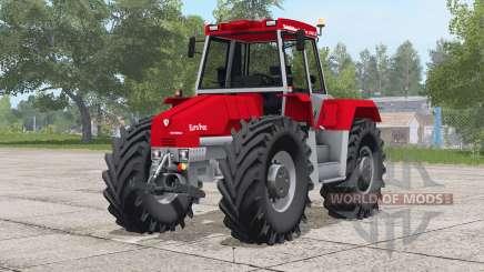 Schluter Euro Trac 2000 LS 1993 для Farming Simulator 2017