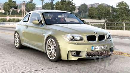 BMW 1M (E82) 2011 v1.4 для American Truck Simulator