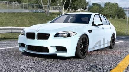 BMW M5 (F10) 2013 v1.4 для American Truck Simulator