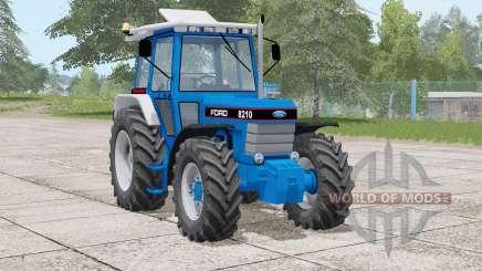 Ford 8210〡power selection для Farming Simulator 2017