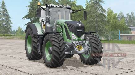 Fendt 900 Vario〡mirrors reflect для Farming Simulator 2017