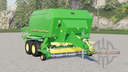 John Deere 690 для Farming Simulator 2017