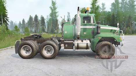 Freightliner M916A1 для Spintires MudRunner