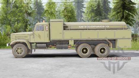 КрАЗ-257 для Spin Tires