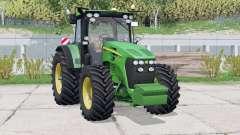 John Deere 7030 series для Farming Simulator 2015