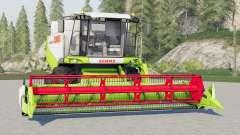 Claas Lexion 530〡well modeled для Farming Simulator 2017
