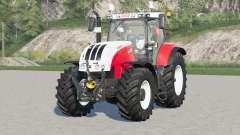 Steyr 6000 CVT〡engine selection для Farming Simulator 2017