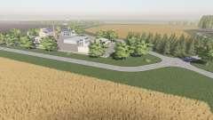 Saxonia v2.0 для Farming Simulator 2017