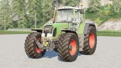 Fendt Favorit 900 Vario〡selectable wheels brand для Farming Simulator 2017