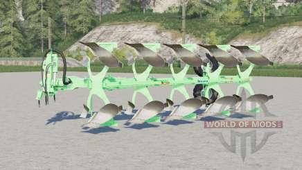 Moro Aratri PNT Raptor для Farming Simulator 2017
