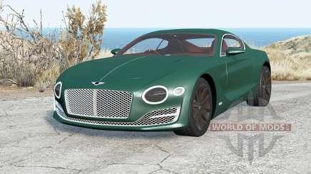 Bentley EXP 10 Speed 6 2015 для BeamNG Drive