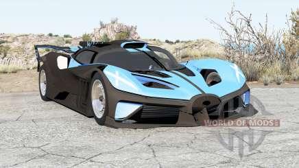 Bugatti Bolide 2020 для BeamNG Drive