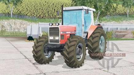 Massey Ferguson 30৪0 для Farming Simulator 2015