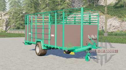 Knies VA8 для Farming Simulator 2017