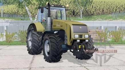 МТЗ-3522 Беларус〡выбор цвета для Farming Simulator 2015