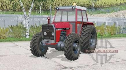 IMT 590 DV DL Specijal〡interactive control для Farming Simulator 2015