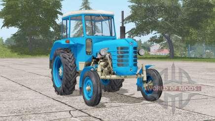 Zetor 3011〡animation parts для Farming Simulator 2017