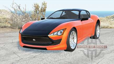 Lampadati Furore GT для BeamNG Drive