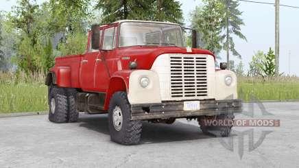 International Harvester Loadstar 1700 Crew Cab v1.1 для Spin Tires