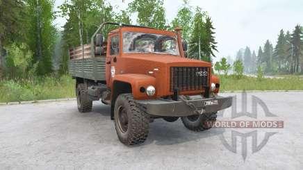 ГАЗ-3308 Садкꝍ для MudRunner