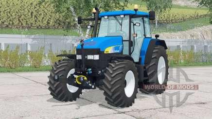 New Holland TM serieᵴ для Farming Simulator 2015