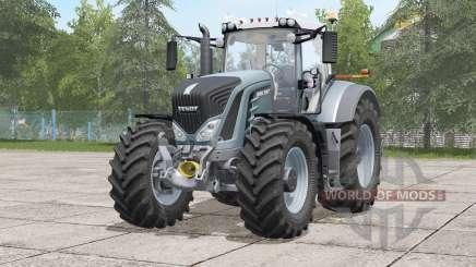 Fendτ 900 Vario для Farming Simulator 2017