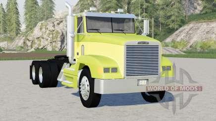 Freightliner FLD 120 Day Cab для Farming Simulator 2017