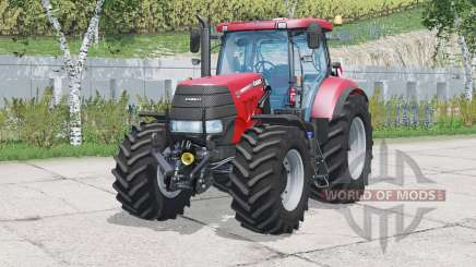 Case IH Puma 200 CVX〡extra weights для Farming Simulator 2015