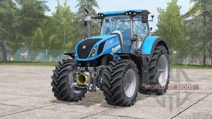New Holland T7 serieꞩ для Farming Simulator 2017