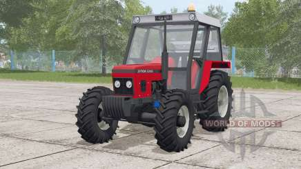 Zetor 524ƽ для Farming Simulator 2017