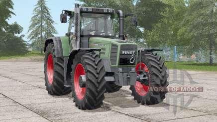 Fendt Favorit 900 Variѳ для Farming Simulator 2017