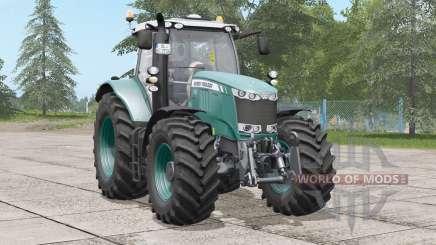 Massey Ferguson 7700 serieȿ для Farming Simulator 2017