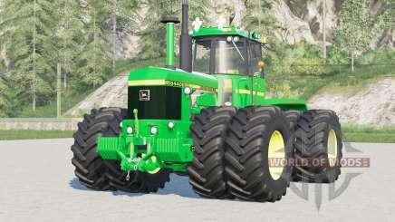 John Deere 8440〡fender configurations для Farming Simulator 2017