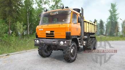 Tatra T81ⴝ для MudRunner