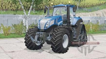 New Holland T8.435〡RowTrac для Farming Simulator 2015