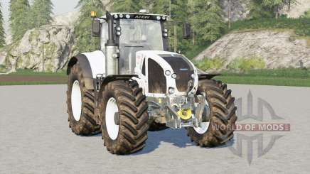 Claas Axioƞ 900 для Farming Simulator 2017