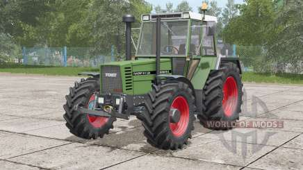 Fendt Favorit 610 LSA Turbomatik Є для Farming Simulator 2017