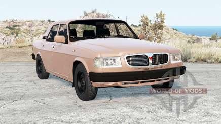 ГАЗ-3110 Волга v2.0 для BeamNG Drive
