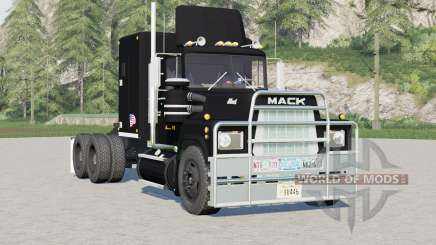 Mack RS700 Rubber Duck для Farming Simulator 2017